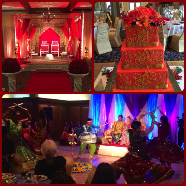 Patel Sangeet, Wedding & Reception @ Anderson Country Club